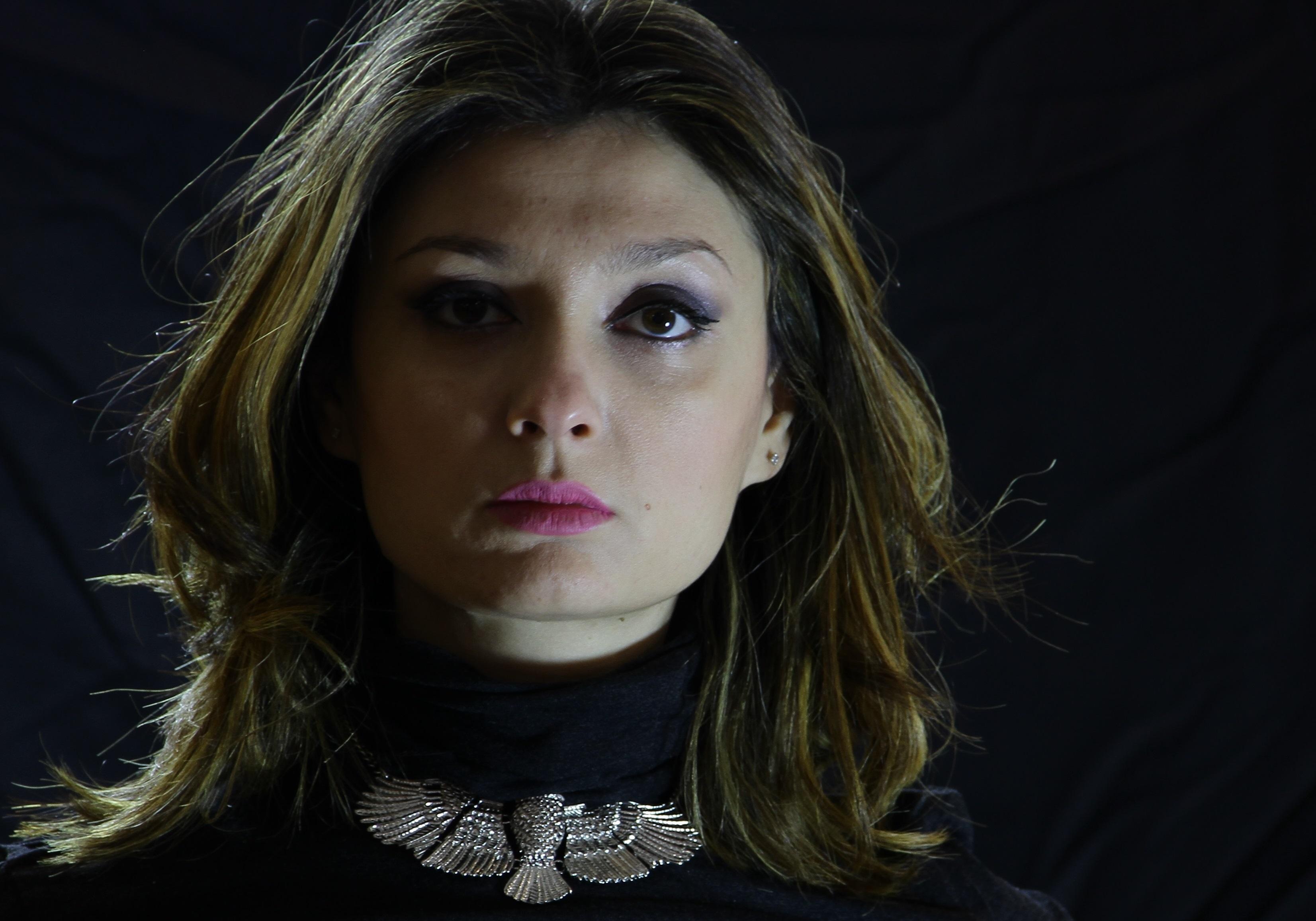 portret Gabriela Bodin